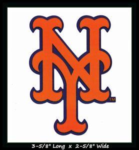 NEW-YORK-METS-BASEBALL-MLB-INDOOR-DECAL-STICKER-TEAM-LOGO-BUY-1-GET-1-30-OFF