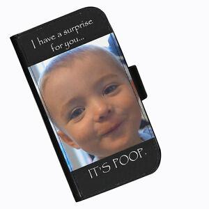 Funda-Cartera-De-Cuero-Personalizado-personalizado-Meme-cubierta-para-todos-los-modelos-de-telefono