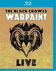 Black Crowes Warpaint Live 5051300503376 Blu-ray Region B
