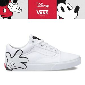 6bcf8031ae New VANS X DISNEY Old Skool Mickey Mouse 90th Collection Unisex ...