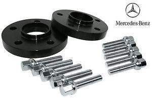 2 12mm 5x112 mercedes benz rear wheel hub centric for Wheel spacers for mercedes benz