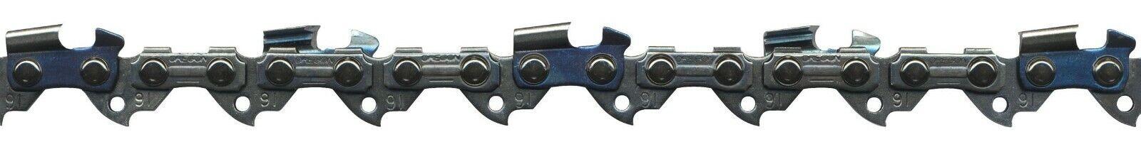 3 unidades sierra Oregon cadena 91vxl040e halbmeißel 91vxl040e 3//8 1,3mm 25cm Nut 40