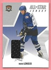 02/03 Be A Player Memorabilia All-Star Jerseys #31 Mario Lemieux Jersey SP/90