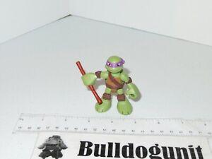 Playmates Half Shell Heroes Teenage Mutant Ninja Turtles Donatello Motorcycle