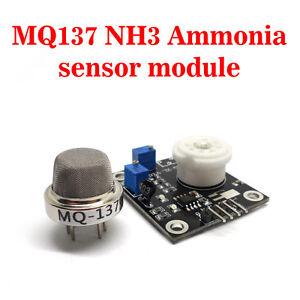 Eu-MQ137-NH3-Ammoniaque-Gaz-Capteur-Module-Urine-Detecte-Qualitative-Detection