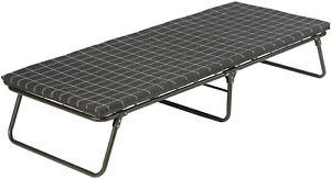 Coleman-Camping-Cot-Bed-Folding-Portable-Ourdoor-Sleeping-Travel-Foam-Mattress
