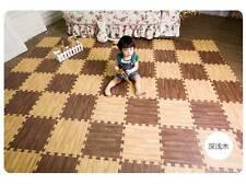40pc EVA Baby Puzzle Playmat / Floor Mat / Play Mat (Plain Wood alike)