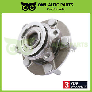 Front-Wheel-Bearing-Hub-w-ABS-for-2008-2009-2010-2012-Nissan-Sentra-Rogue-513298