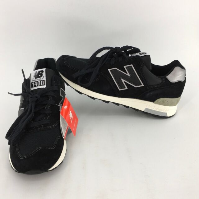811e711b043d4 New Balance (M1400BKS) Black/Silver Made in the USA Men's Sz 6 Japan  Exclusive for sale online