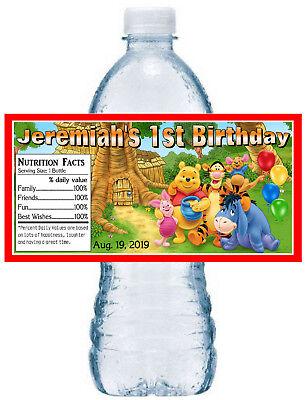 Friends Winnie The Pooh Water Bottler 20 OZ