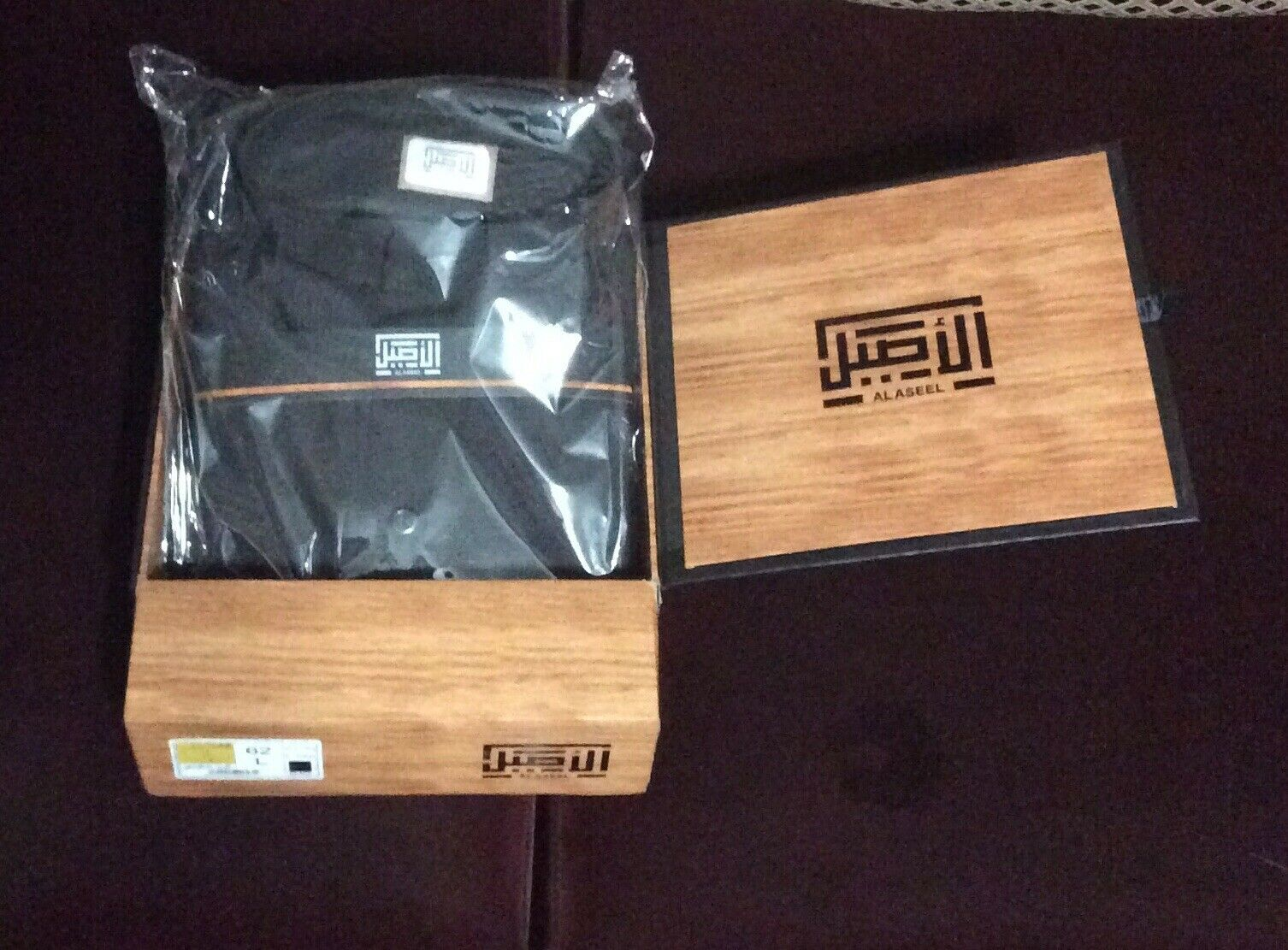 Al Aseel Thobes Full Sleeves-Original Directly from Saudi