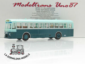 JS475-H0-MODELTRANS-87004B-AUTOBUS-PEGASO-6035-TB-ano-1967-NUEVO
