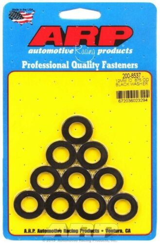 12 mm ID 0.120 in Thick Special Purpose Flat Washer Chromo 0.875 in OD