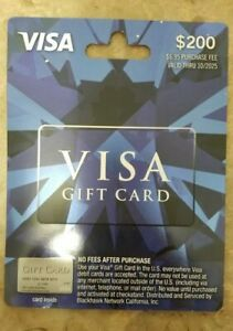 200-Card-ACTIVATED-No-Fees-After-Purchase-NON-Relaodable