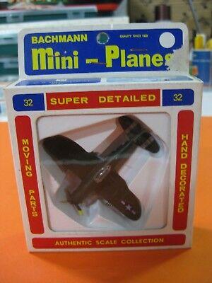 Bachmann Mini Planes P-47 D Thunderbolt E:1/160
