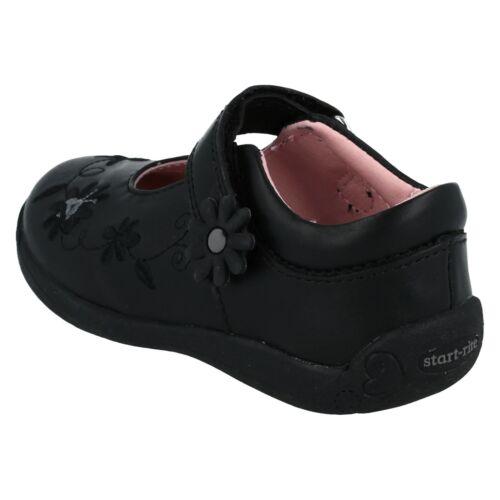 Girls Start Rite Mary Jane Style Shoes Super Soft Honey Bee