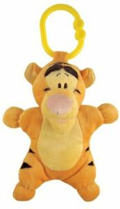 Winnie-the-Pooh-Attachable-light-up-Musical-Tigger-Pram-toy-New