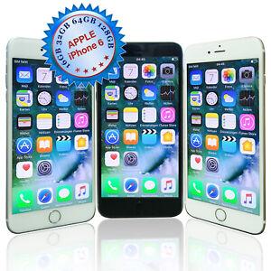 apple iphone 6 16gb 64gb 128gb silber spacegrau god smartphone ios gebraucht ebay. Black Bedroom Furniture Sets. Home Design Ideas