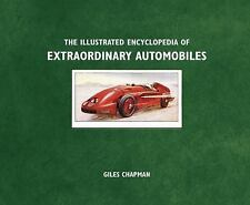 Illustrated Encyclopedia of Extraordinary Automobiles, , DK Publishing, Very Goo