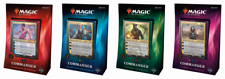 Commander 2018 Set of 4 Decks - Brand New and Sealed! Ships FREE PRIORITY!
