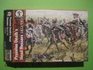 1-72-Waterloo1815-032-Napoleon-Preussen-Totenkopf-Husaren-Pr-Death-Head-Hussars