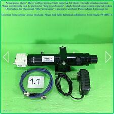 Navitar 1 6010 1 6020ampsentech Stc N63sbjcamera Zoom Set As Photo Sn23962dm
