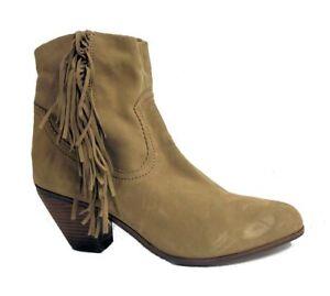 Sam Edelman Women's ankle Suede Boot Black US 6.5 NOB