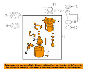 image is loading subaru-oem-15-16-forester-2-5l-h4-