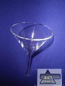 Glass-Funnel-Diameter-D-200mm-Height-H-3-10-Stieldurchmesser-26mm-W5550200B