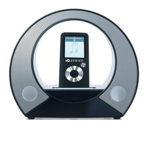 Supersonic SC-8SP Portable MP3 Speaker w// FM Radio NEW
