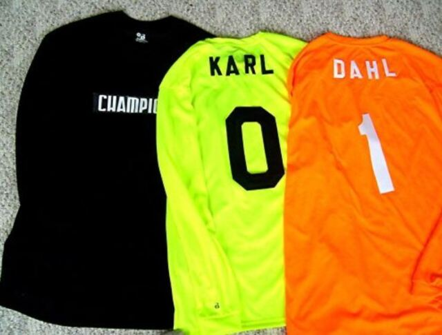 Field Hockey Goalie Jerseys Your Number Added 56 In 3 Color Choices