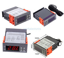 1pcs 12v24v110v220v Stc 1000 Digital Temperature Controller Thermostat Withntc