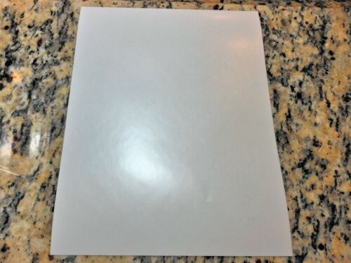 Complete Inkjet Graphics Production Kit! Business Special 8.5inx11in sheets