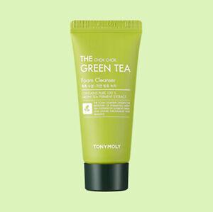 TONYMOLY-The-Chok-Chok-Green-Tea-Foam-Cleanser-30ml-Korea-Cosmetic