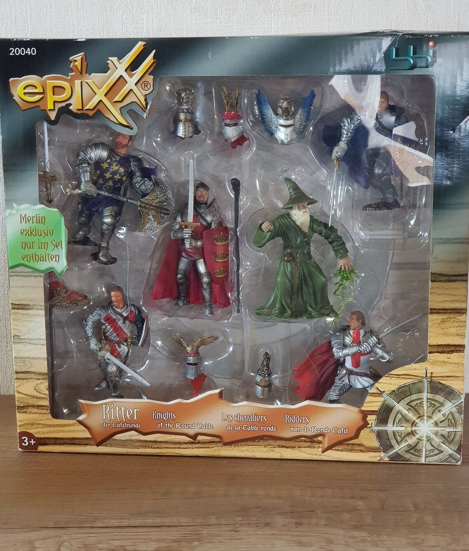REVELL epixx cavalieri cavaliere della Tavola rossoonda rossoonda rossoonda Nuovo b71a30