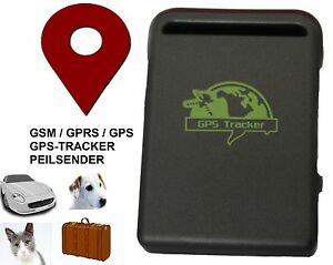 gps tracker gps sender ortung live tracking hund katze auto finden und orten neu ebay. Black Bedroom Furniture Sets. Home Design Ideas