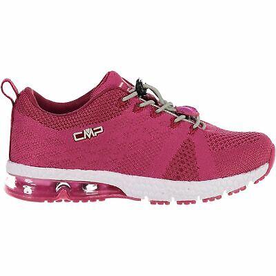 Cmp Sneakers Scarpe Sportive Kids Knit Fitness Shoe Rosa Traspirante Leggero-mostra Il Titolo Originale