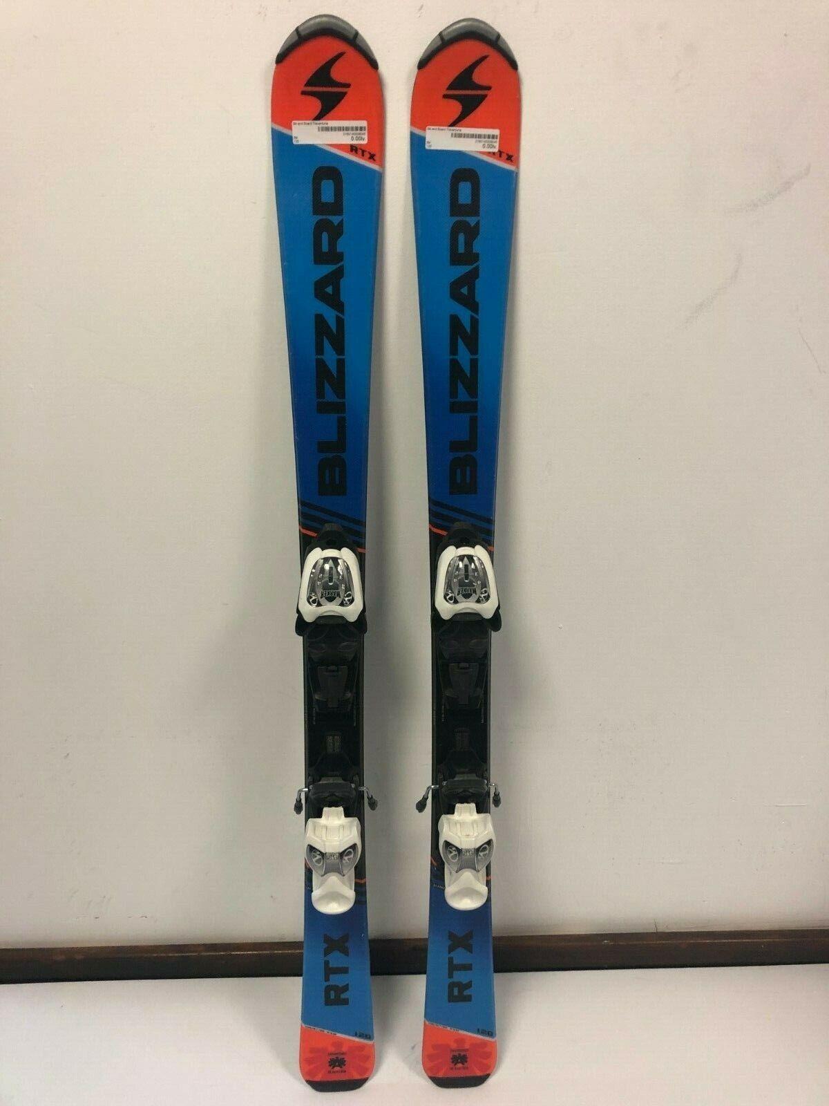 Nevada RTX J 120 cm. señal de esquí 4.5 atada.