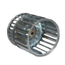 Reznor Double Inlet Blower Wheel 375 Dia 516 Bore Ccw 43425 By Packard