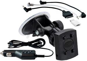 Universal-Smartphone-Handy-Auto-Halterung-Ladekabel-Anschlusskabel-Set-HR-iGRIP