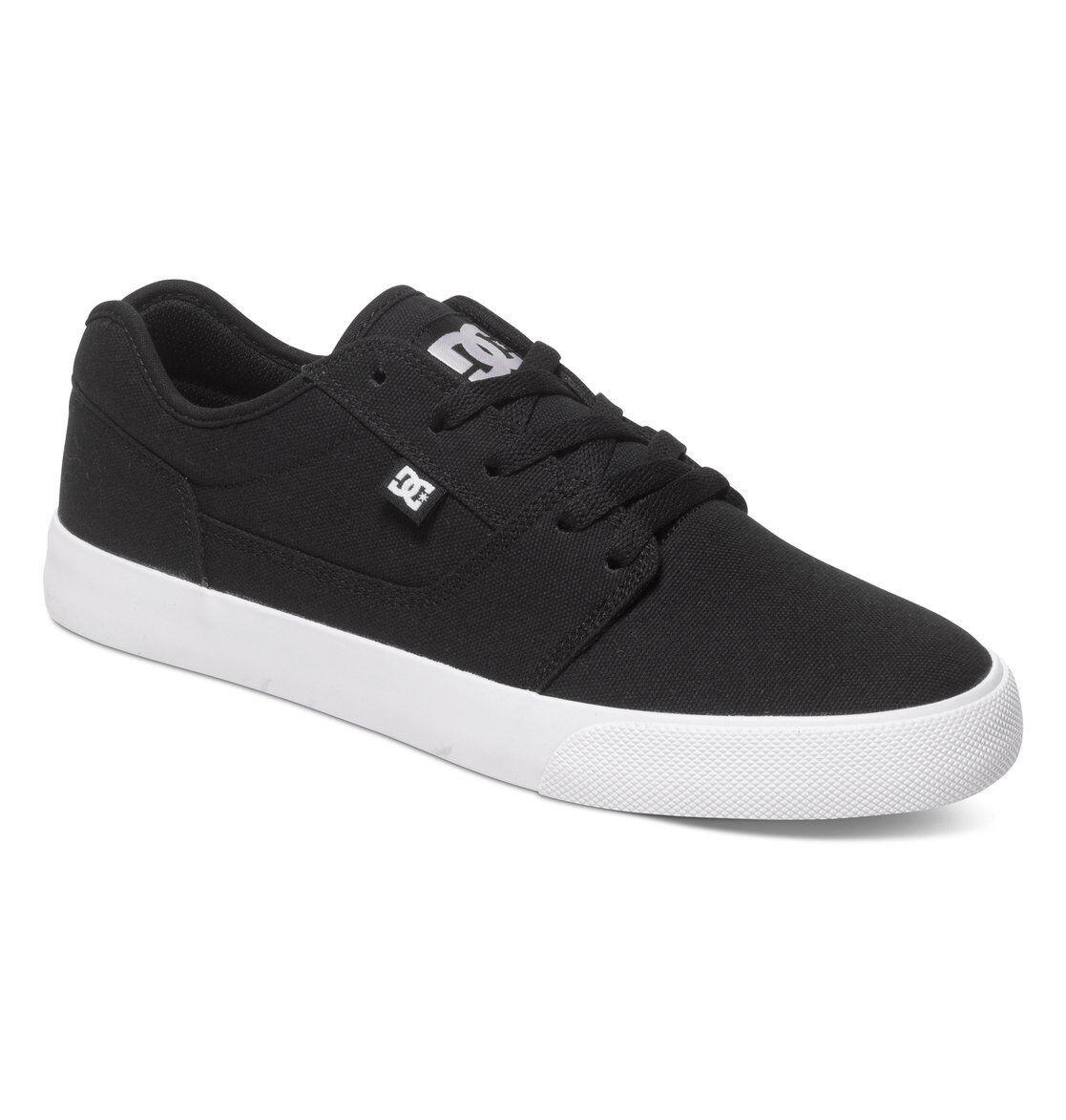 Herrenschuhe Frau skate DC Shoes Tonik TX schwarz black chaussures zapatos