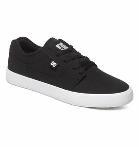 Scarpe-Uomo-Donna-Skate-DC-Shoes-Tonik-TX-Nero-Black-Chaussures-Zapatos-Schuhe