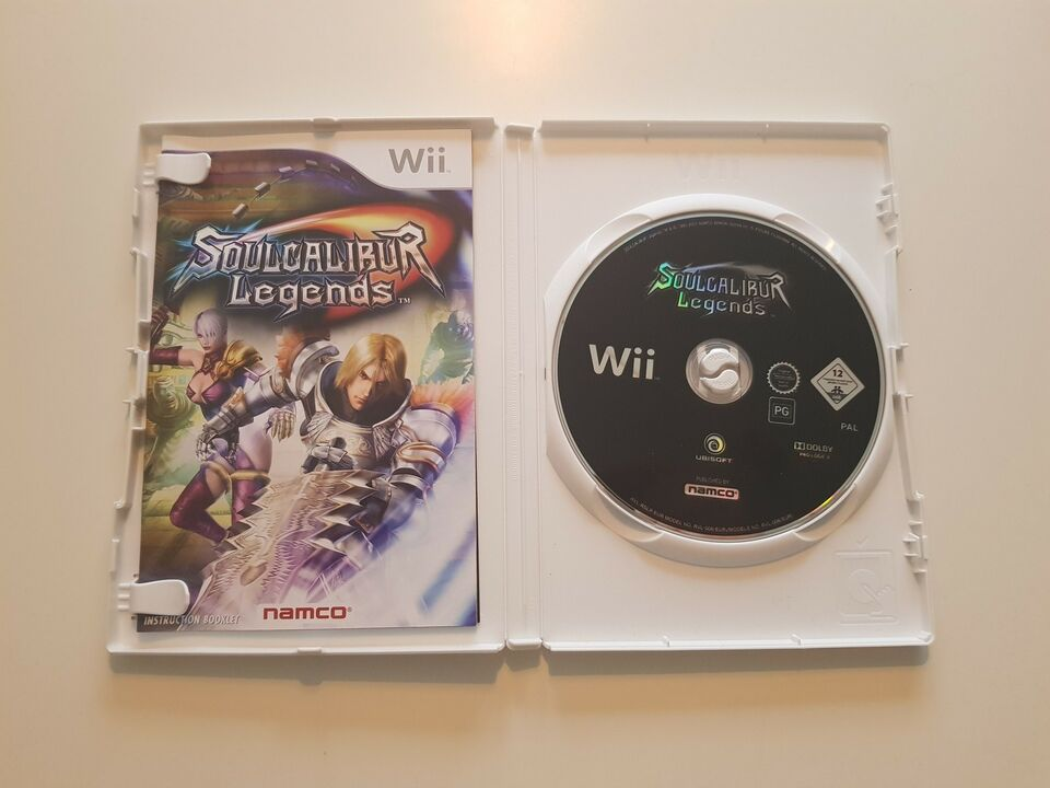 Soulcalibur Legends, Nintendo Wii
