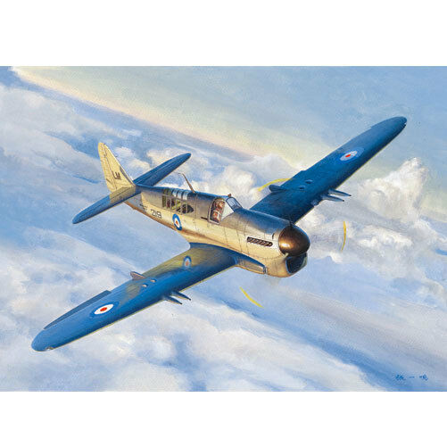 Trumpeter 1 48 WWII British Fairey Firefly Mk I