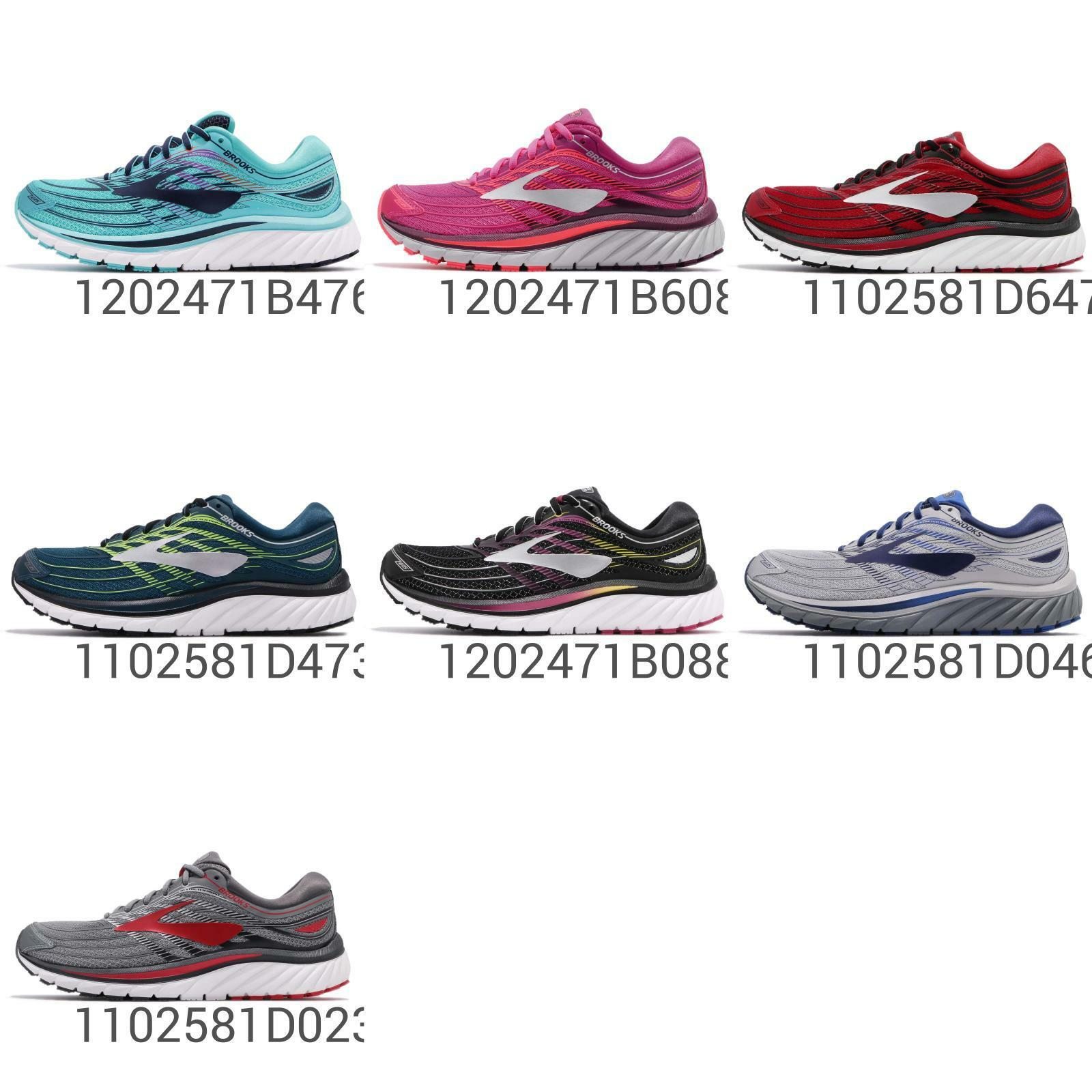 Brooks Glycerin 15 Desiree Linden Men donna Neutral Cushion correrening sautope Pick 1 Sautope classeiche da uomo