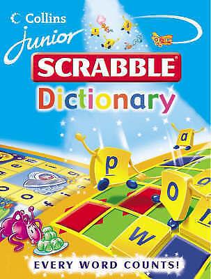 Collins Children's Dictionaries - Collins Junior Scrabble Dictionary, Acceptable