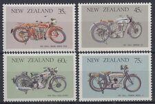 NEW Zealand 1986 ** mi.954/57 motociclette Motorcycles motorbikes [sq6868]