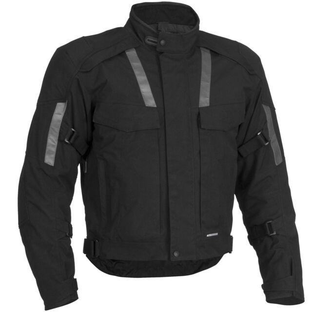 Newfacelook Men Protective Biker Motorcycle Motorbike Waterproof Armour Jacket