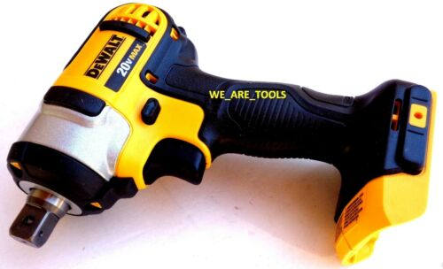 1 DCB203 Battery Charger  Pin Dewalt DCF880 20V Cordless 1//2 Impact Wrench,