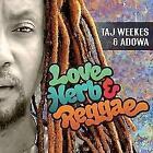 Love,Herb & Reggae von Taj Weekes,Adowa (2016)